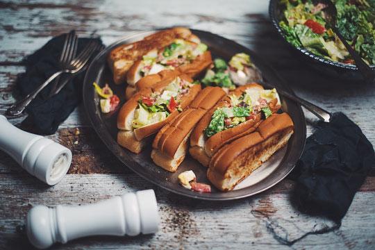Partager sur ce fil vos Recettes de Cuisine!! - Page 2 Guedille-salade-tomate-oeuf-1